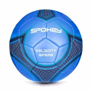 Futbolo kamuolys VELOCITY SPEAR mėlynas Futbolo kamuoliai