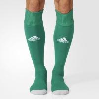 Futbolo kojinės Adidas Milano 16 AJ5908, green Futbolo apsaugos