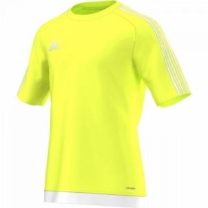 Futbolo marškinėliai adidas Estro 15 M S16160 Futbolo apranga