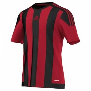 Futbolo marškinėliai adidas Striped 15 M AA3726 Futbolo apranga