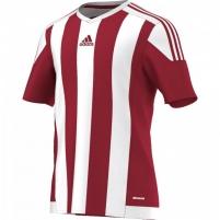 Futbolo marškinėliai adidas Striped 15 M S16137 Futbola apģērbi