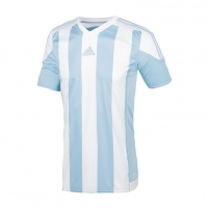 Futbolo marškinėliai adidas Striped 15 M S16139 Futbolo apranga