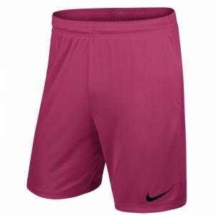Futbolo šortai Nike Park II M 725887-616 Futbola apģērbi