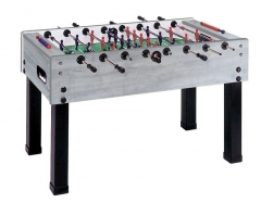 Futbolo stalas GARLANDO G-500 G500GRULNO grey oak Table football