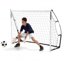 Futbolo vartai QuickPlay 2.4 x 1.5 m Futbolo vartai, tinklai