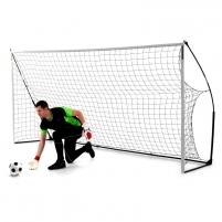Futbolo vartai QuickPlay 3.7 x 1.8 m Futbolo vartai, tinklai