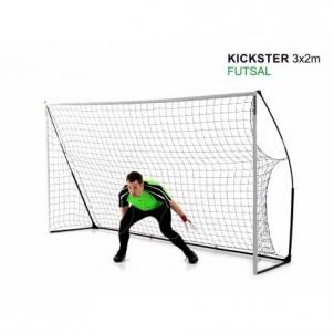 Futbolo vartai Quickplay Kickstar Academy Futsal 3x2m salės Futbolo vartai, tinklai