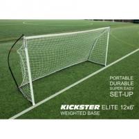 Futbolo vartai Quickplay Kickster elite 3,66x1,82m