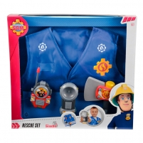 Gaisrininko apranga Sam Fireman Rescue Set