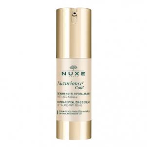 Gaivinantis serumas Nuxe Nuxuriance Gold Revitalizing 30 ml Kaukės ir serumai veidui