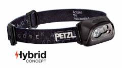 Galvos prožektorius Actik Core czarna E99ABA 300lm Petzl