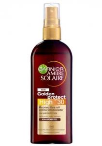 Garnier High SPF 30 Golden Protect Ambre Solaire 150ml Saulės kremai