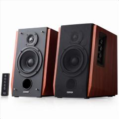 Garso kolonėlė Edifier Studio R1700BT 2.0 Bluetooth Speakers/ 66W RMS/ Remote Control/ Bluetooth and Dual Analogue (RCA) Audio Inputs Garso kolonėlės