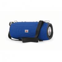 Garso kolonėlė Gembird Speaker with powerbank function SPK-BT-06-B Bluetooth, Portable, Wireless connection, Blue