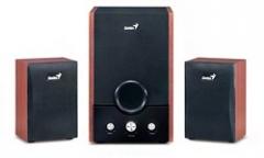 Garso kolonėlė Genius Speakers RS, SW-HF2.1 1700,wood, EU, 230V Kolonėlės