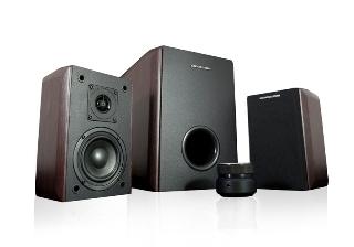 Garso kolonėlė MODECOM Speaker Systems MC-MHF60U [2.1] - AFTER REPAIR!