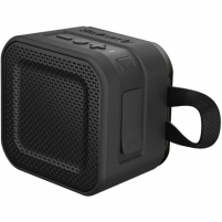 Garso kolonėlė Skullcandy Portable Speaker Barricade Mini Bluetooth, 4 Ω, Wireless connection, Black Nešiojamos garso kolonėlės