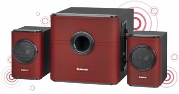Garso kolonėlės DEFENDER 2.1 Act speaker G10 30 W