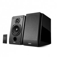 Audio speakers Edifier R1850DB Speaker type Active 2.0, 3.5mm AUX; Bluetooth; 3.5mm to RCA; Optical/Coaxial, Bluetooth version 4.1, Black, 16 x 2; 19 x 2 W