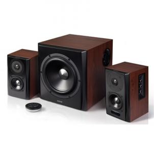 Garso kolonėlės Edifier Speakers M3600D brown 3, 70 + 40 x 2 W