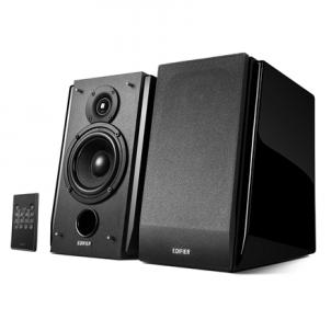 Garso kolonėlės Edifier Speakers R1850DB matte black 2, 16x2 + 19x2 W