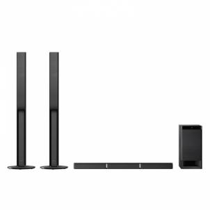 Garso kolonėlės HT-RT4 600w 5.1ch Audio skaļruņi