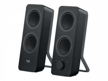 Garso kolonėlės LOGI Z207 BT Computer Speaker BLACK Speakers