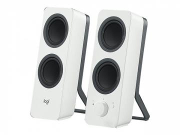 Garso kolonėlės LOGI Z207 BT Computer Speaker OFF WHITE