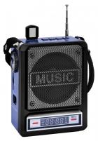 Garso kolonėlės Manta RDI102 FM Mic Nešiojamos garso kolonėlės