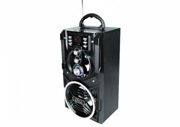 Garso kolonėlės Portable Bluetooth speaker system MediaTech Partybox BT with karaoke function Nešiojamos garso kolonėlės