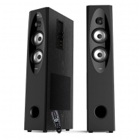 Audio speakers T-60X BT4.0 USB Black Audio speakers