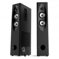 Garso kolonėlės T-60X BT4.0 USB Black Аудио колонки