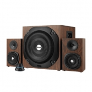 Garso kolonėlės Vigor Brown 2.1 Audio skaļruņi
