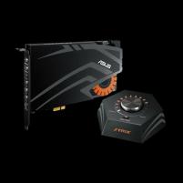 Garso plokštė Asus Strix Raid DLX 7.1 Gaming Soundcard
