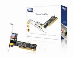 Garso plokštė Sweex 5.1 PCI Skaņas kartes