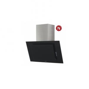 Gartraukis CATA Hood Thalassa 600XGBK/D Wall mounted, Width 60 cm, Black, Energy efficiency class A+, 64 dB