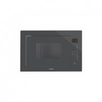 Gartraukis Nodor Microwave NM 25 TG AG 25 L, Grill, Touch control, 900 W, Antrazit, Built-in, Defrost function Garų surinktuvai Gartraukiai