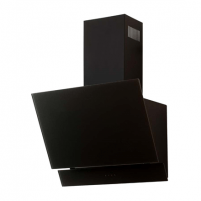 Steam collector CATA Hood DIO 600GBK Wall mounted, Width 60 cm, 620 m³/h, Black glass, Energy efficiency class D, 65 dB