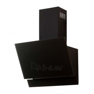 Garų surinktuvas CATA Hood DIO 600GBK Wall mounted, Width 60 cm, 620 m³/h, Black glass, Energy efficiency class D, 65 dB Garų surinktuvai Gartraukiai