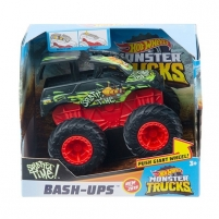 GCF96 / GCF94 Hot Wheels 1:43 Scale Bash Ups Monster Trucks, Styles May Vary