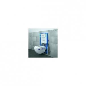 GEBERIT WC potinkinis rėmas Duofix DuoFresh Tupus sistēma