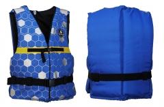Gelbėjimosi liemenė AQUARIUS Standard Hexagon, S-M Life jackets