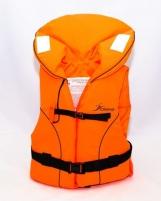 Gelbėjimosi liemenė Olimp 100N 70+ кг, OL-ORANGE-XXL Life jackets