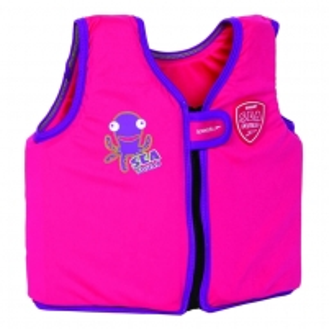 Gelbėjimosi liemenė Sea Squad Float Vest,pink/lila Gelbėjimosi liemenės