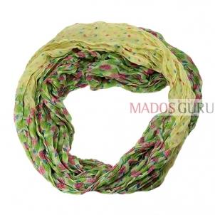 Gėlėtas scarf MSL640