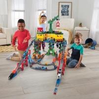 Geležinkelio komplektas FGR22 TrackMaster Railway children
