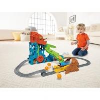 Geležinkelio komplektas GDV43 Thomas & Friends Interaktyvūs žaislai