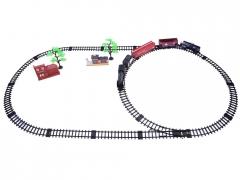 Geležinkelio rinkinys 3 + Geležinkelis vaikams