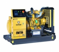 KIPOR KDE35E3 (22.4 kW; 1500 aps.) Diesel electric generators