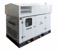 KIPOR KDE60RSS3 (40 kW; 1500 aps.) Diesel electric generators